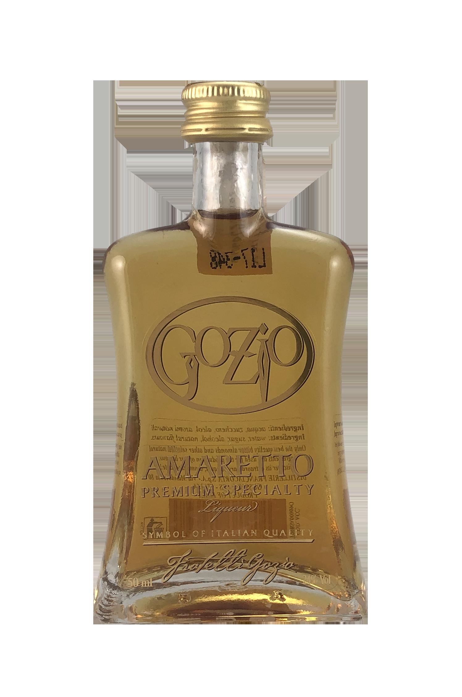 Gozio Amaretto Premium Specialty