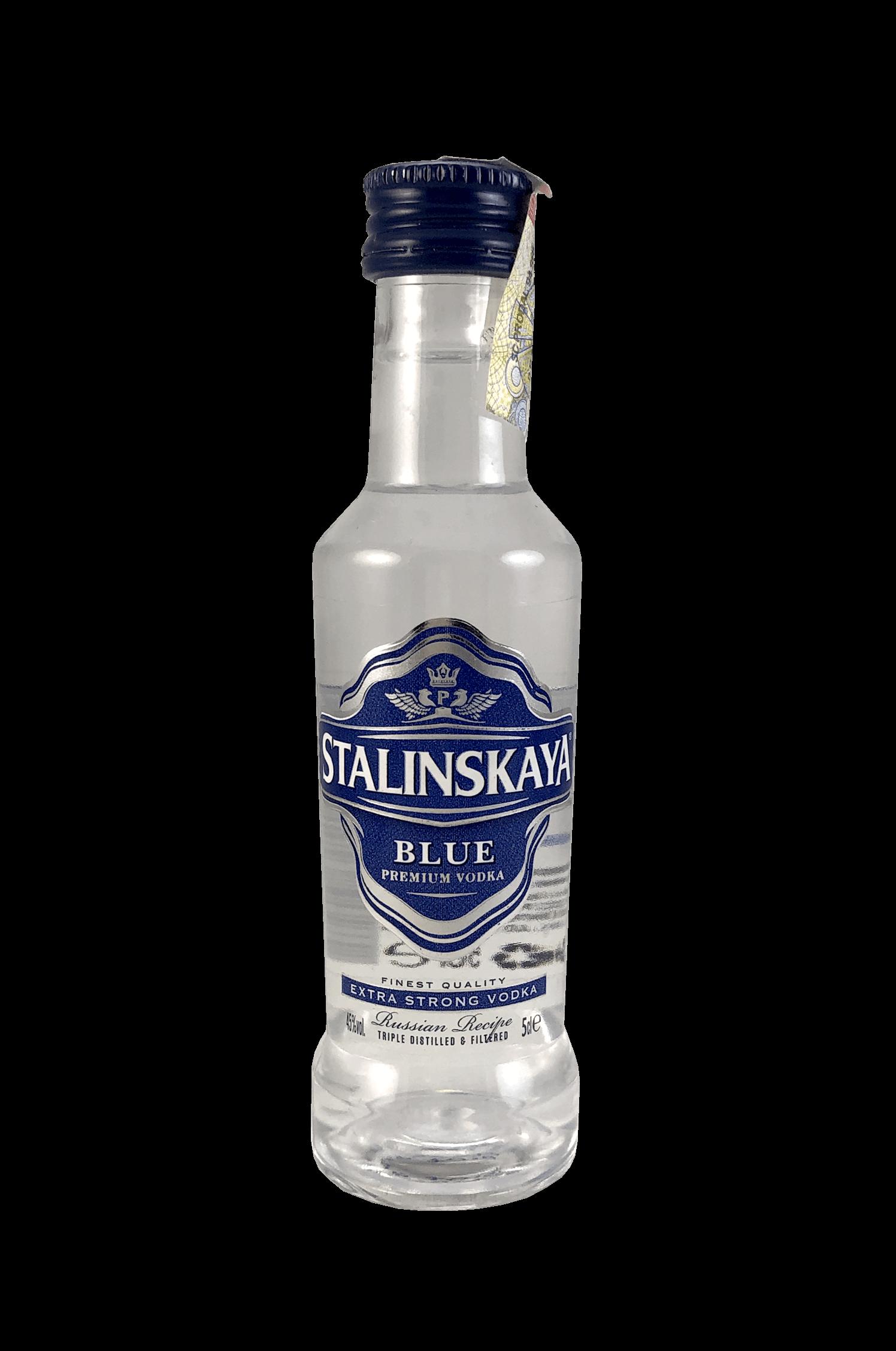 Stalinskaya Blue premium Vodka