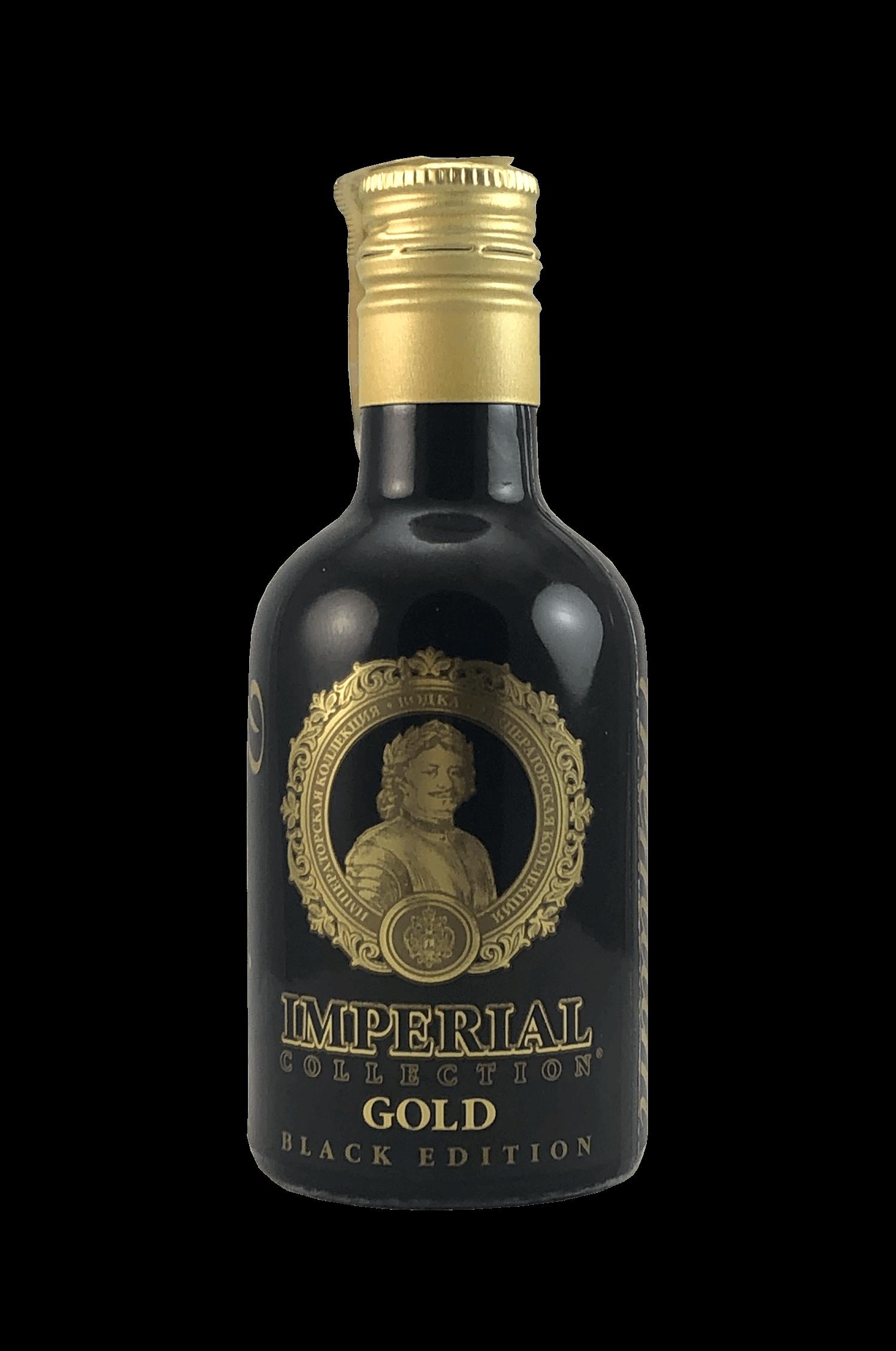 Cárska Vodka Gold Black Imperial
