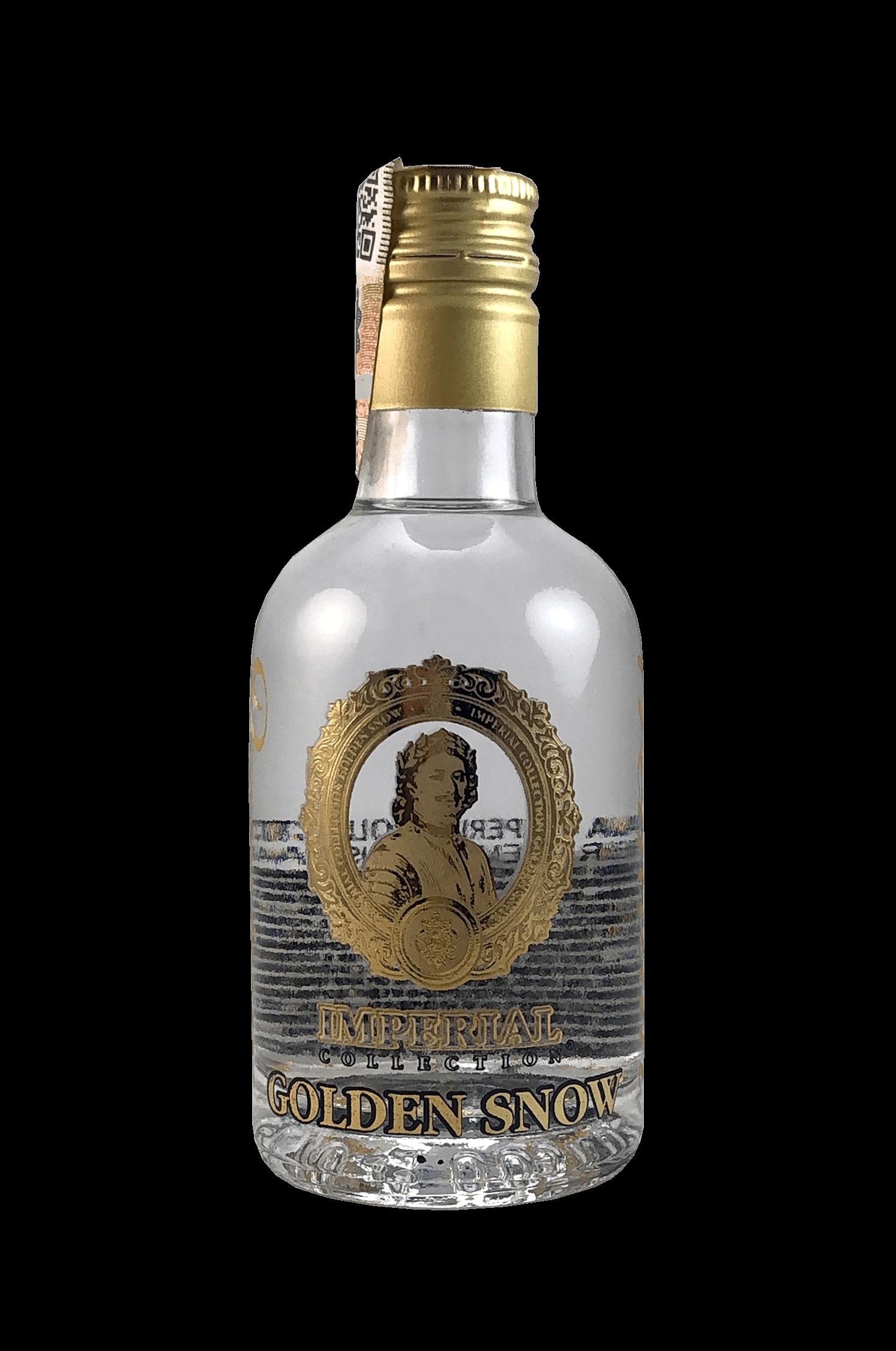 Cárska Vodka Golden Snow Imperial